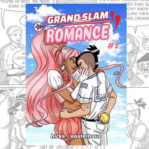 Grand Slam Romance #1 by Olivia Hicks