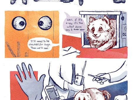 Good Tuesday: Pushinka by Aimee Lockwood