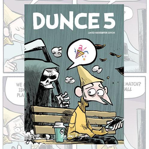 Dunce#5 by Jens K Styve