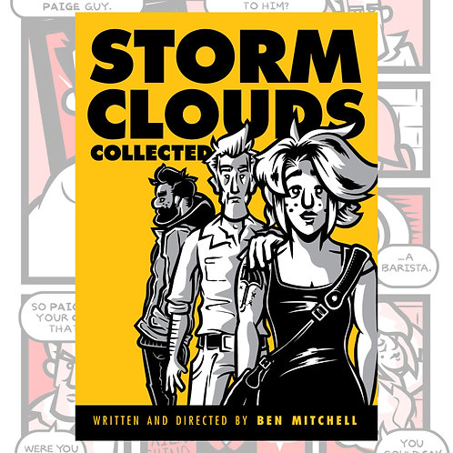 Storm Clouds: Collected by Ben Mitchell