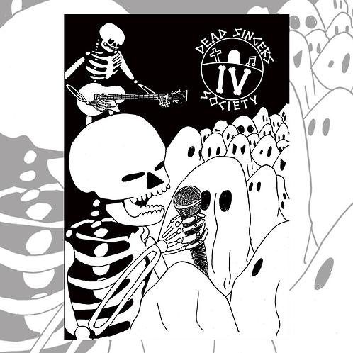 Dead Singers Society Vol. IV