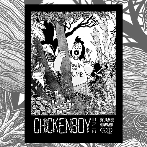 Chickenboy by James Howard