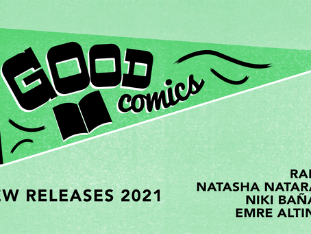 Good Comics Announcement!