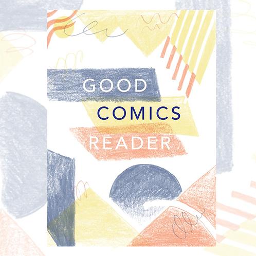 Good Comics Reader - Charity Anthology