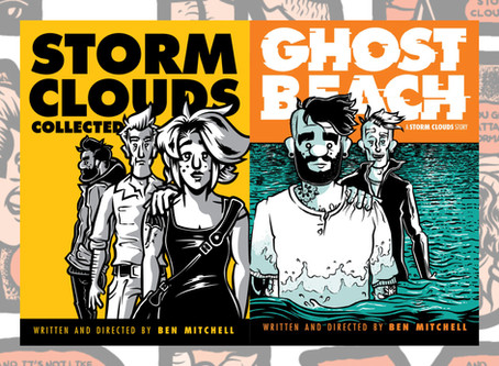 New distro titles (and Pod episode) from Australian creator Ben Mitchell!