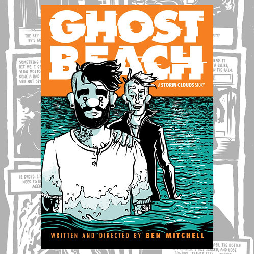 Ghost Beach by Ben Mitchell