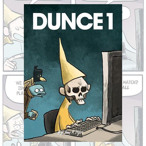 Dunce#1 by Jens K. Styve