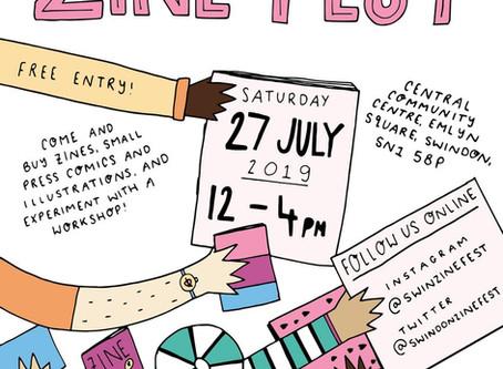Interview: Swindon Zine Fest