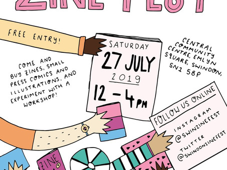 Interview: Swindon Zine Fest