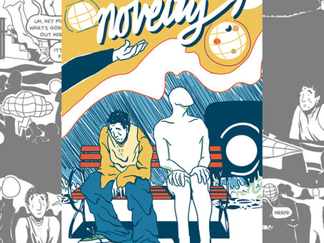 New Release: Novelty by Mohar Kalra