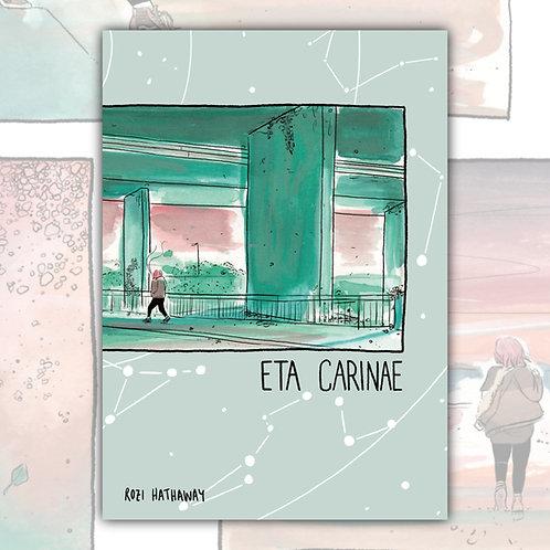 Eta Carinae by Rozi Hathaway