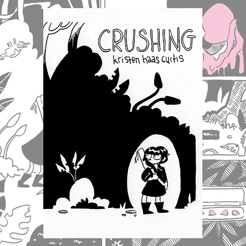 Crushing by Kristen Haas Curtis