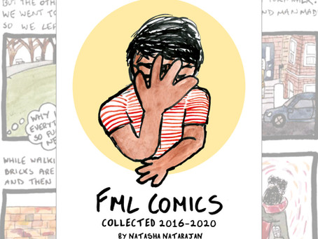 FML Comics online book party!