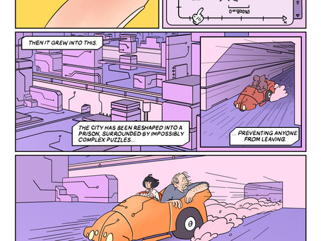 Good Friday: Escape from Madoka by Mikael Lopez and Josh Hicks