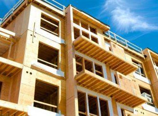 Covid-19 Delays Apartment Construction in U.S.