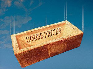 Falling Home Prices Belie Good Economic News