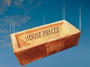 Falling Home Prices Belie Good Economic News
