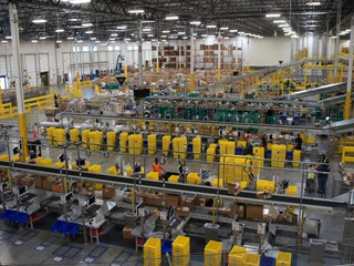Amazon Plans Distribution Centers In Downers Grove and Palatine