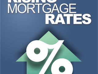 Effects of Rising Mortgage Rates Are Beginning to Be Felt