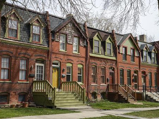 Downtown Chicago's Old Row Houses to be Saved