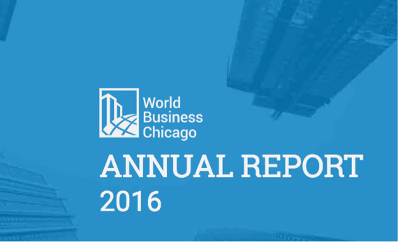 World Business Chicago (WBC) Releases 2016 Annual Report