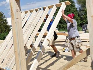 U.S. Construction Spending Rises in September