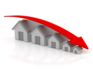Home Prices Are Going Down, Instead of Up