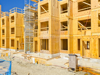 Boom in Apartment Construction Drives Housing Recovery