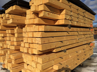 Good News for Homebuilders as Lumber Prices Fall