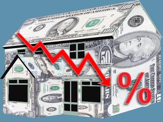U.S. Home Sales Hit Three-Year Low