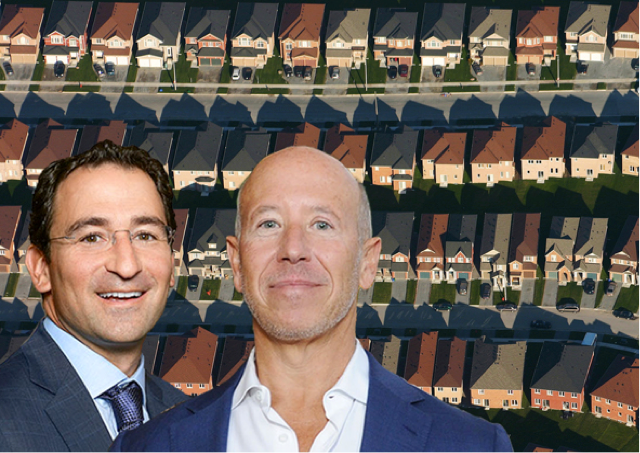 Blackstone and Starwood to Merge as Home Rentals are on the Rise