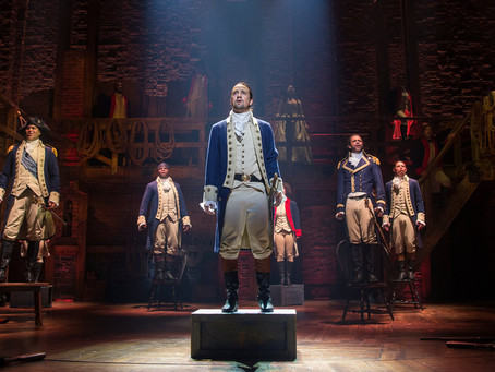 What Hamilton is teaching the Church about Online Content