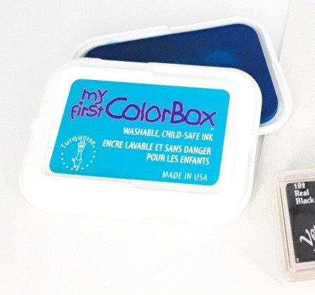 Inktkussen My First Colorbox