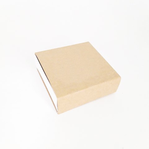 Schuifdoosje vierkant (verschillende kleuren)