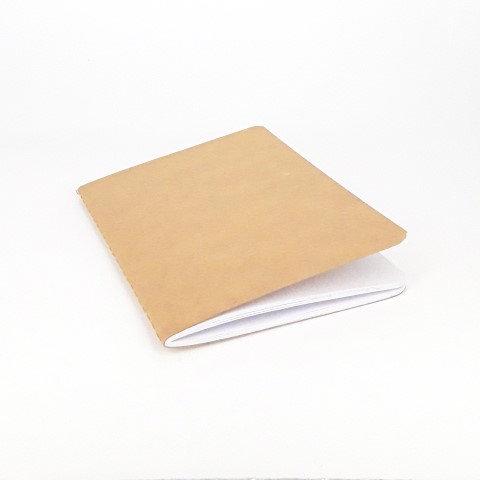 Notitieboekje kraft