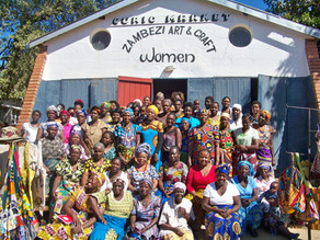 What I Learned from the Women of Victoria Falls