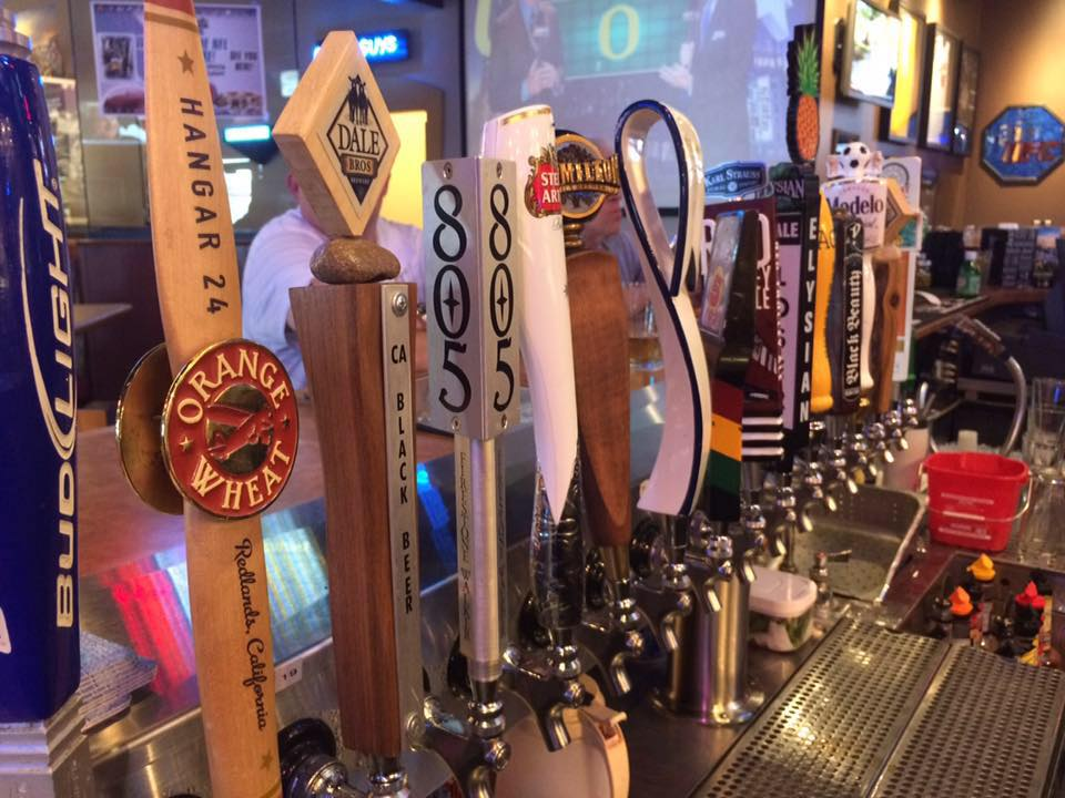 32 Beers on tap at 4th and mill