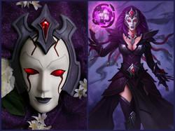 Masque Black Witch