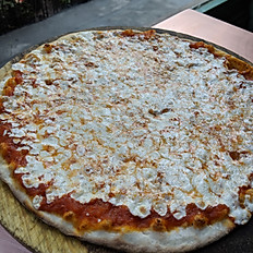Tomato Mozzarella Pizza