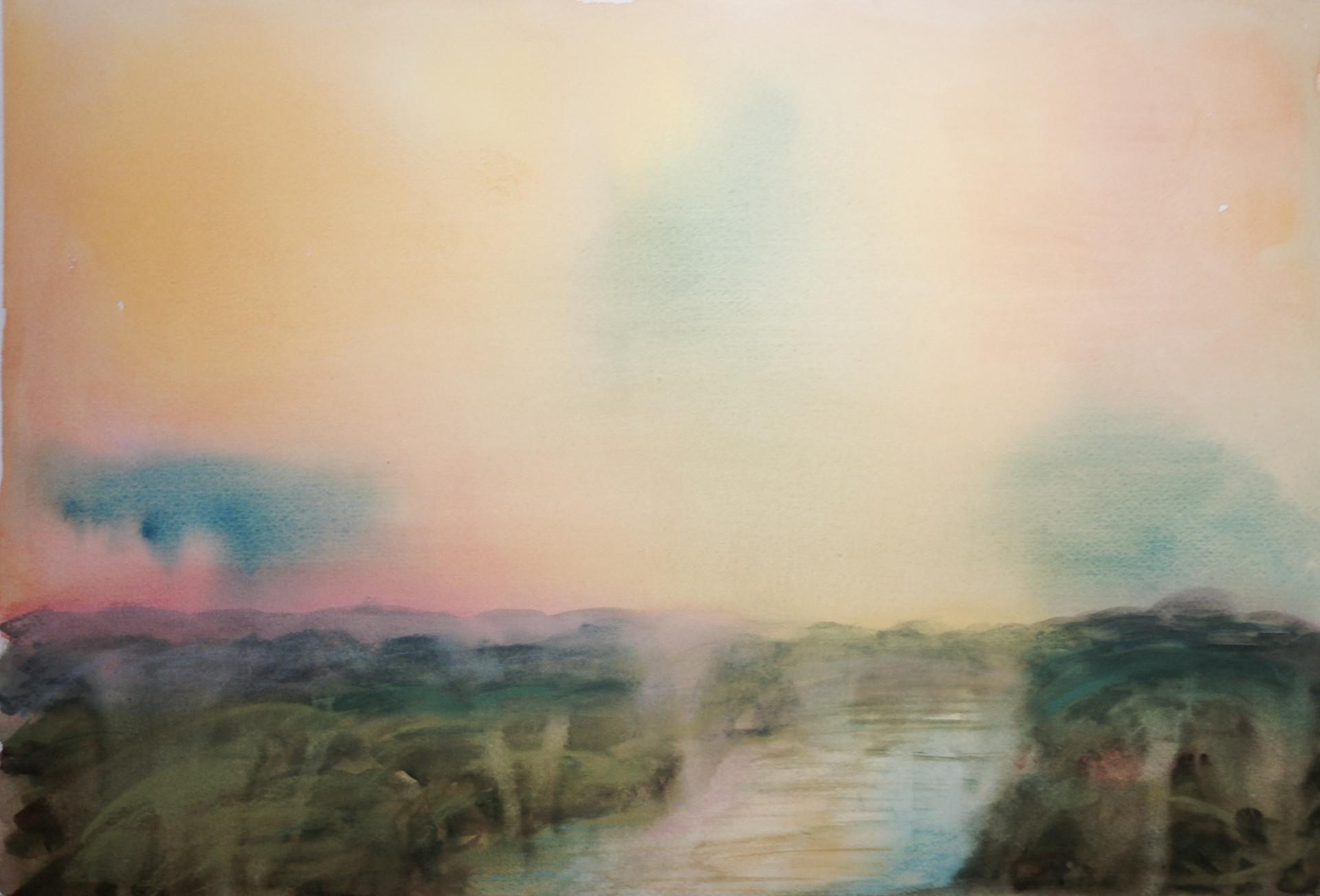 Imagined Landscape II