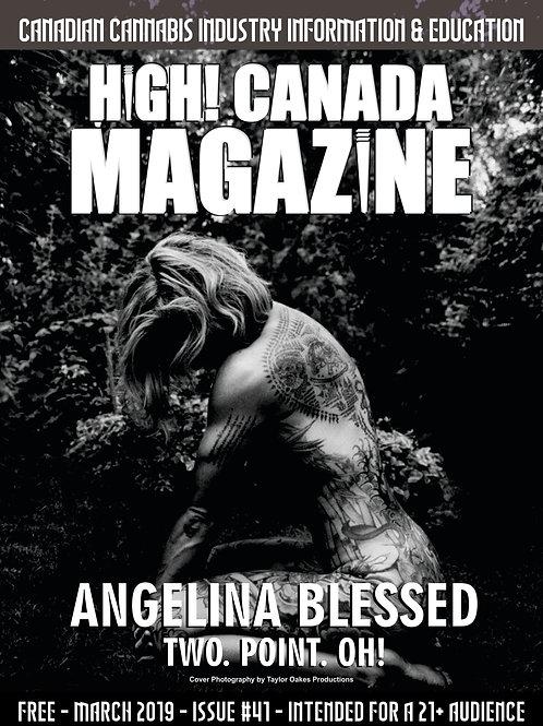 High! Canada Magazine Issue #41