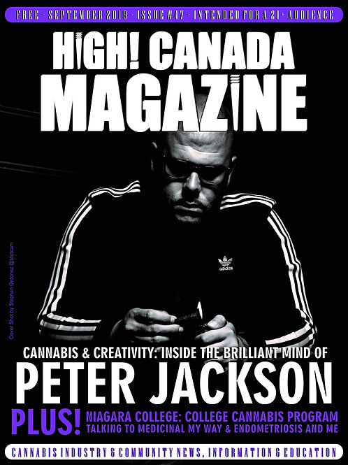 High! Canada Magazine Issue #47