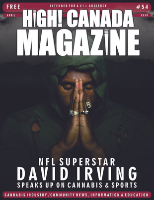 Plants Over Pills - Speaking with NFL Player David Irving about Cannabis and Recovery