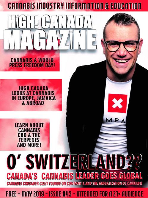 High! Canada Magazine Issue #43
