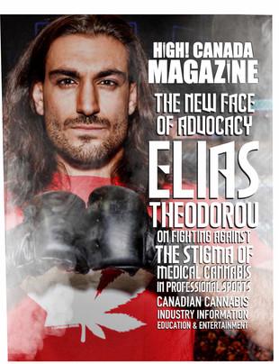 Elias Theodorou - The New Face Of Cannabis Advocacy!