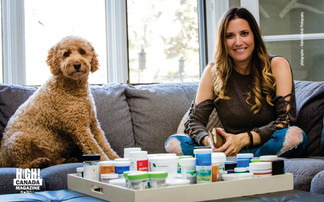 Women and Weed - Talking to  Stephanie Karasick Founder & Chief Strategy Officer of Strainprint
