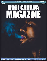 High Canada Issue 59 - October 2020 cove