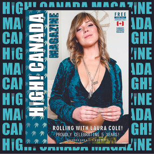 New Year - New Look! High! Canada Magazine Issue #61 - January 2021