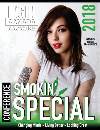 Mark December 23rd in your Calender! January Deadline for High! Canada Magazine