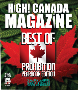 High! Canada Magazine Welcomes Legalization with a Look Back at the Best of Prohibition